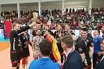 Smečař Marek Zmrhal ukončil finále Českého poháru