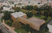 2. místo, návrh č. 6 : Ivan Kroupa Architekti