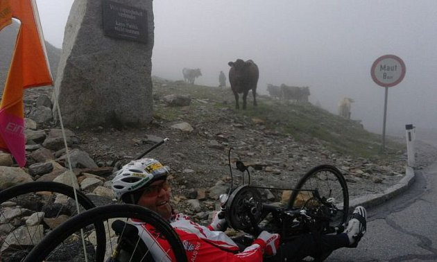 Až na vrcholy Alp…