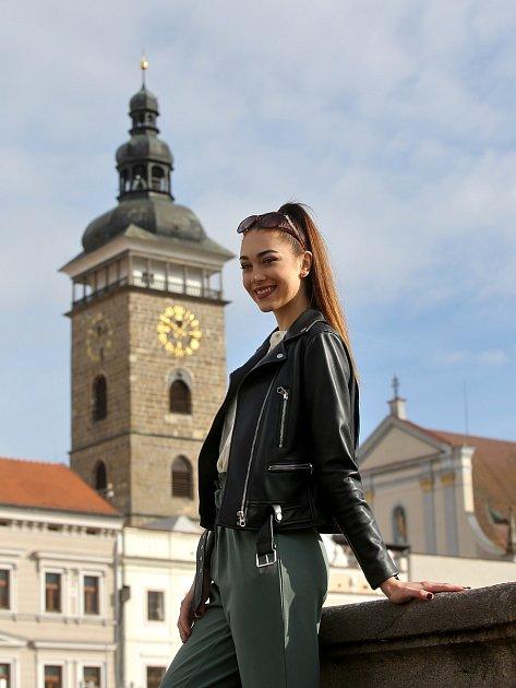 Miss Czech Republic 2019vBrně získala osmnáctiletá Denisa Spergerová zČeských Budějovic.