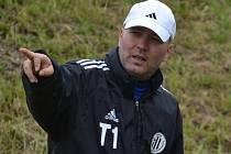 Pavel Malura s bodem s Viktorií Jirny spokojen nebyl.