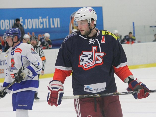 Hokejisté David servisu porazili doma Tábor B 6:3 a postupují do semifinále krajské ligy.