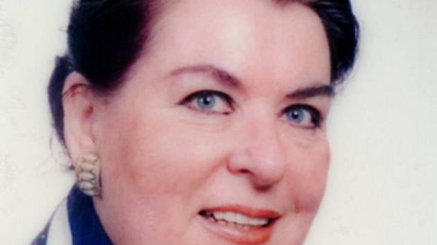 Magdalena Hrabánková se stalala rektorkou pro období 2011-2015