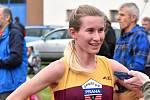 Mistrovství České republiky na 10 000 metrů na dráze v Českých Budějovicích. Mistryní republiky se stala Moira Stewartová.
