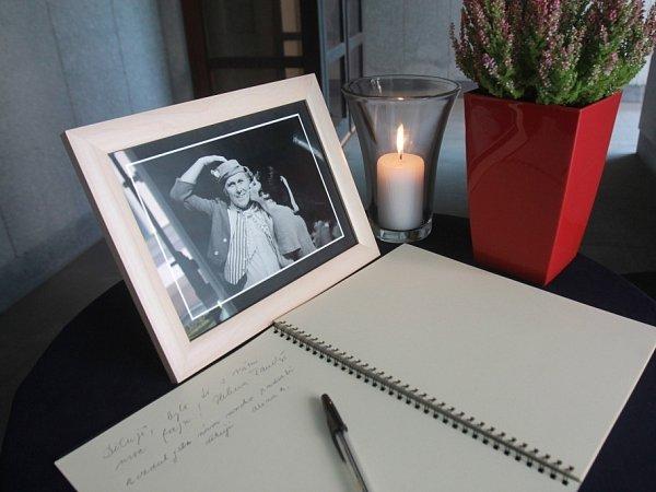 Zemřel herec Josef Bulík.
