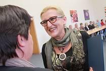 Učitelé převzali ocenění Vynikající pedagog Jihočeského kraje.