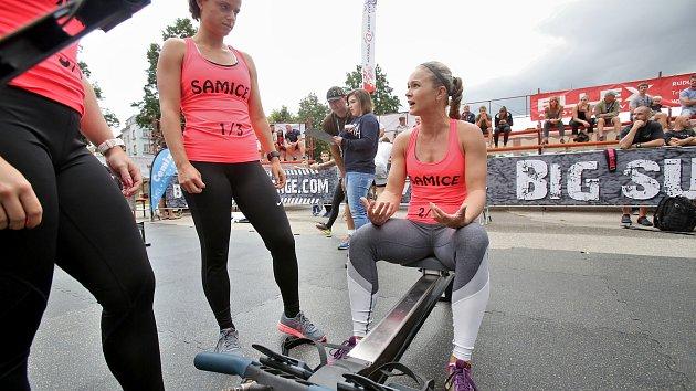Policejní Crossfit challenge České Budějovice