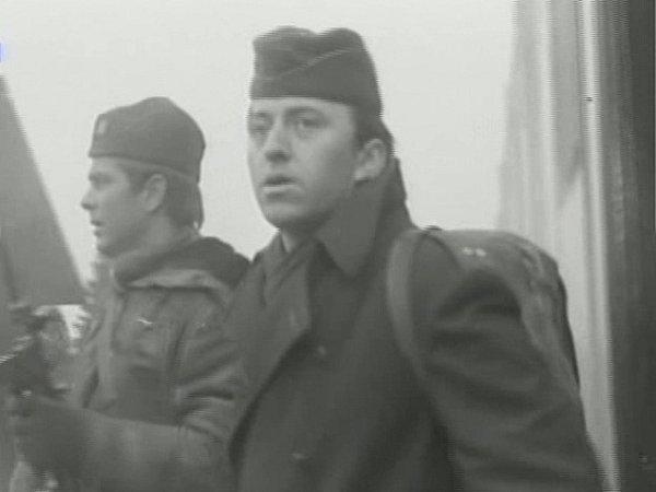 Zelenáči Tomáš Sedláček a Jiří Lábus vyjukaně vystoupili na stanici vLipce.