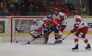 Hokejisté ČEZ Motoru prohráli na domácím ledě už podruhé za sebou