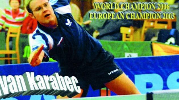Ivana Karabce čeká již čtvrtá účast na paralympijských hrách.