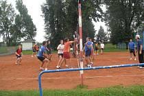 Loučení s volejbalovým létem v Českých Budějovicích