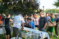 Vltavotýnský piknik oficiálně odstartoval kulturní léto.