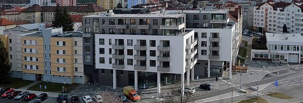 Stavby, které se účastnily letošního ročníku soutěže Presta.