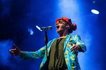 Jednou z hvězd na akci Táborská setkání bude zpěvák Vojtěch Dyk, zazpívá v sobotu 12. září.