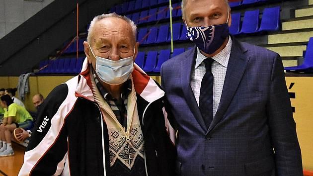 Miroslav Vondřička a Ivan Beneš ve Strakonicích