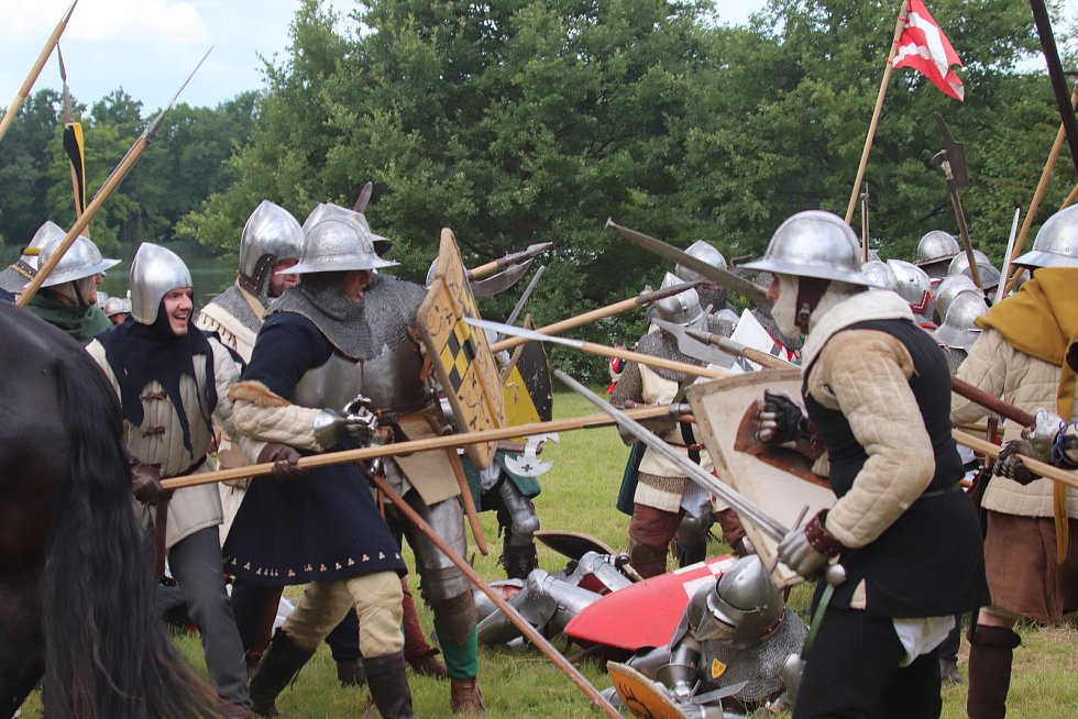 Bitva u Sudoměře 600 let