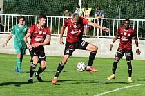 MOL cup: Sedlčany - Dynamo ČB 0:6 (0:2).