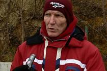 Trenér fotbalistů Týna nad Vltavou Vojtěch Brozman nebyl s výkony Olympie na zimním turnaji moc spokojen.
