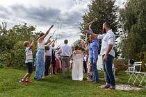 V Pozemském nebi v Rudolfově přišli s novým konceptem svateb. Nevěsty si tu budou připadat jako víly.