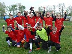 Okresní kolo fotbalového turnaje McDonald's Cup, který se hraje na téměř čtyřech tisících základních školách České republiky a stále se zapojují další