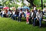 Ve Velenicích čekají na příjezd prezidenta.