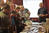 Vimperk hostil nový literární festival Šumava litera. Hlavní ceny získali Jan Lakosil a Martin Sichinger, přijela i dcera Ladislava Stehlíka.