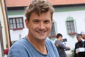 Herec Tomáš Měcháček