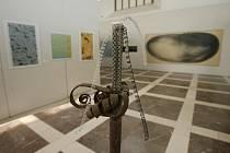 Alšova jihočeská galerie představuje v jízdárně na Hluboké nad Vltavou přírůstky, jimiž obohatila své sbírky za posledních deset let