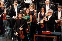 Zahajovací koncert sezóny Jihočeské filharmonie a slavnostní otevření Pavilonu Z na Výstavišti v Českých Budějovicích