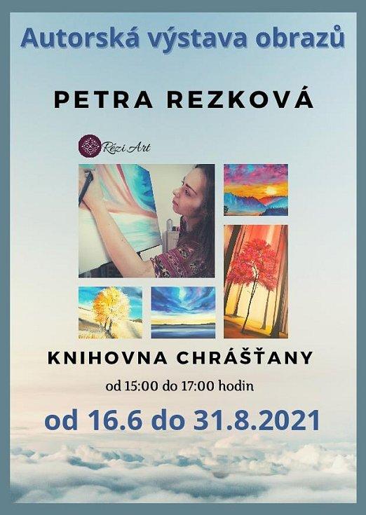 Obrazy Petry Rezkové.