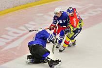 Houževnatou Třebíč zlomil až minutu před koncem vítězným gólem Jakub Babka.