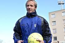 Exolomoucký Rudolf Otepka je první posilou fotbalistů Dynama pro jarní část I. ligy.