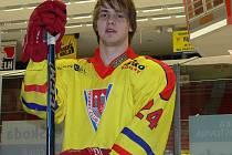 Stanislav Polodna zaznamenal v Brně svůj premiérový gól v prvním týmu Mountfieldu.