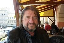 Architekt Jaromír Kročák se představuje jako spisovatel.