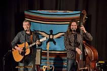 Malina Brothers představili v Týně nad Vltavou své nové album.