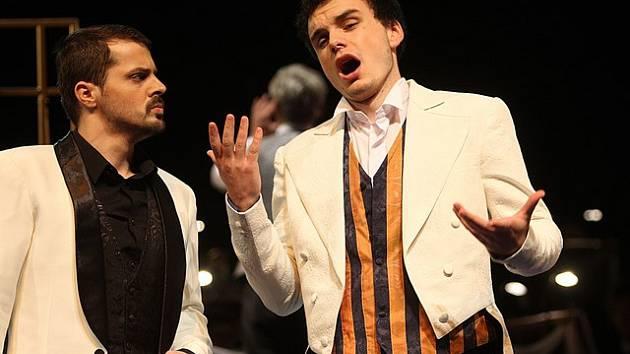 Opera Jihočeského divadla uvádí Figarovu svatbu.