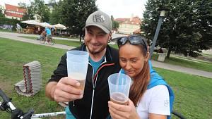 Pivní slavnosti na Sokolském ostrově