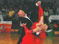 S úsměvem spolu Stehlíkovi tančí už 35 let.