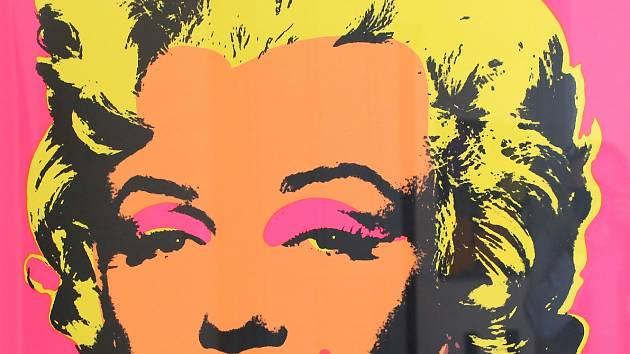 Andyho Warhola vystavují v Galerii 1