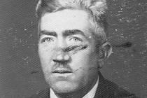 Otec Vladimíra Burdy, Jakub.