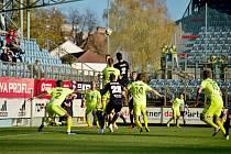 Fortuna liga, fotbal, Dynamo České Budějovice - MFK Karviná