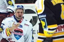 Michal Hudec má před sezonou střeleckou chuť. V Tipsport Cupu se ve Znojmě  trefil hned dvakrát.
