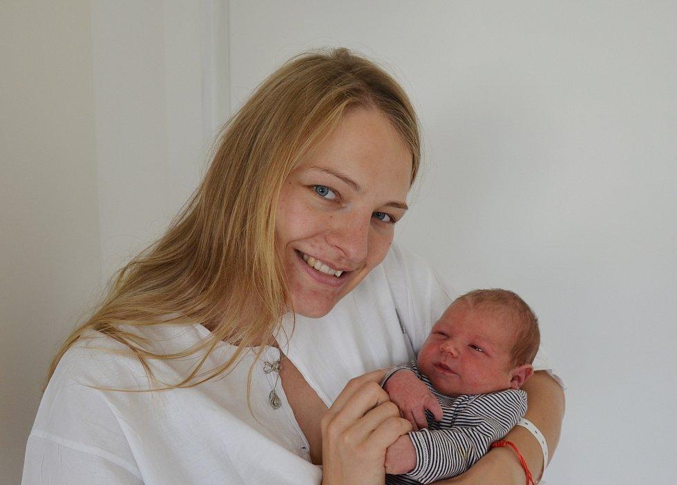Ondřej Formánek ze Setěchovic. Prvorozený syn Lucie Ondřichové a Zdeňka Formánka se narodil 14. 7. 2021 ve 22.34 hodin. Při narození vážil 4100 g a měřil 51 cm.