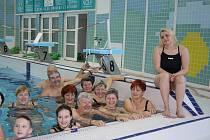 Celý únor je možné plavat s Klubem Aktiv v projektu Přeplavme svůj La Manche pro své zdraví i pro obhajobu republikového prvenství v posledních dvou letech.