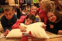 Vidovskou Noc bez rodičů připravili pro děti Přátelé Vidova a okolí.