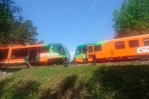 Byl jsem oslněn, vysvětlil projetí návěstidla strojvůdce, který měl zapříčinit loňskou srážku vlaků u Křemže.