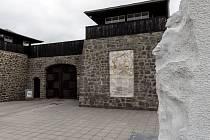 Z lágru v Mauthausenu.