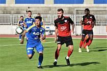 Fotbalisté FC MAS Táborsko