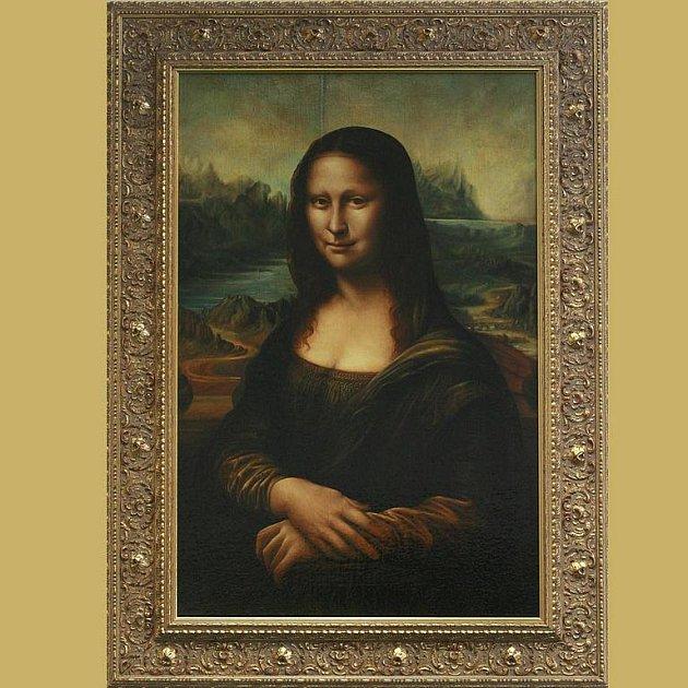 STAŘÍ MISTŘI. Nejznámější obraz Leonarda da Vinciho, Rembrandtovu Noční hlídku a dalších zhruba 40 děl klasiků nabízí výstava Pocta starým mistrům v Lišově.