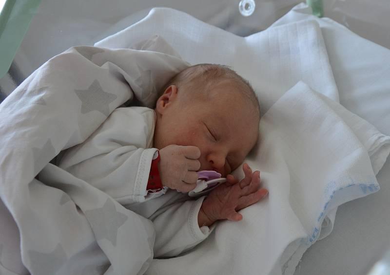 Helena Straková z Vodňan. Prvorozená dcera Lenky a Jana Strakových se narodila 16. 6. 2021 v 9.18 hodin. Při narození vážila 3350 g.